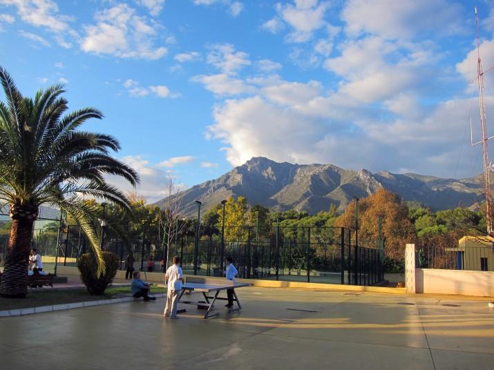Lekpark i Marbella