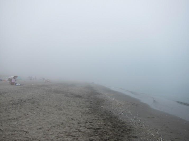Nerja strand