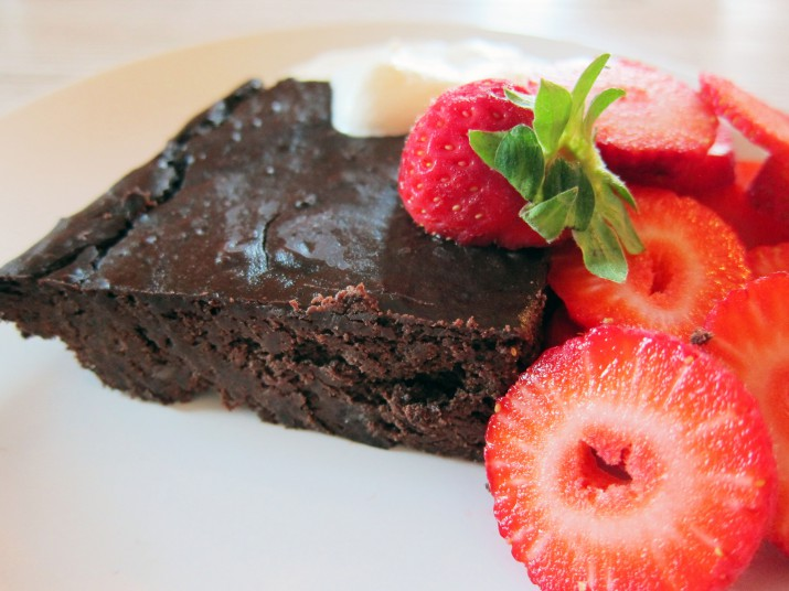 Nyttig brownie