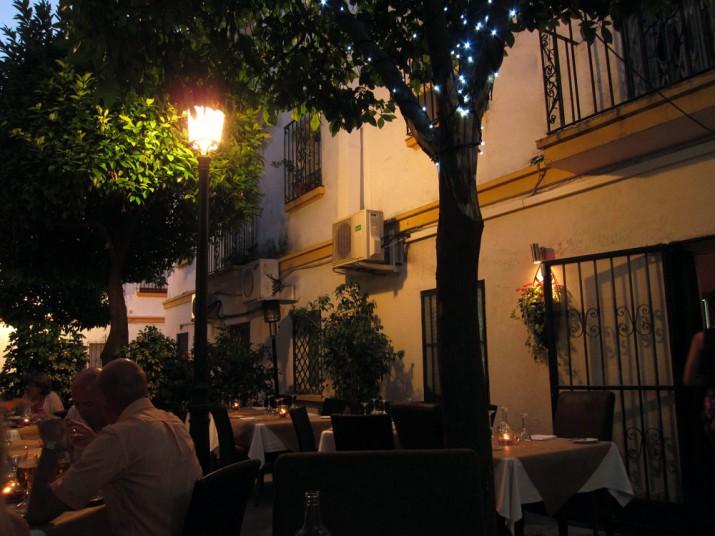 Restaurang Gamla Stan Marbella